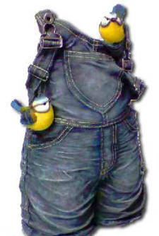 Resin BlueTits jeans �30.00