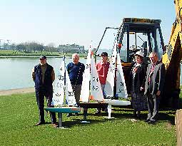 Gosport Model Yacht Club Mayor