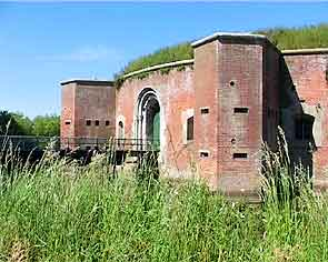 Gosport Fort Brockhurst_07