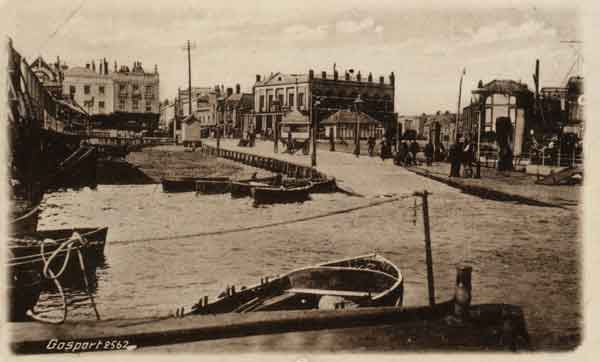 Old Gosport Ferry and Harbour 08