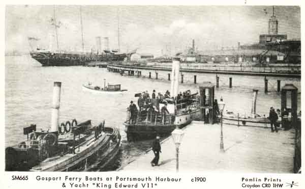 Old Gosport Ferry and Harbour 09