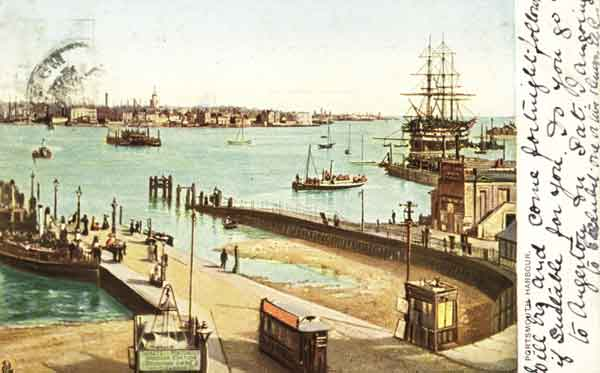 Old Gosport Ferry and Harbour 10