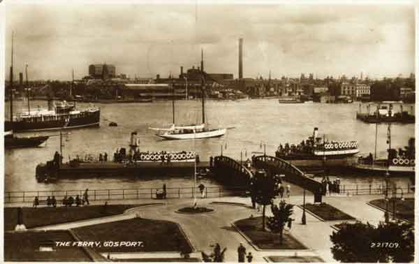 Old Gosport Ferry and Harbour 11