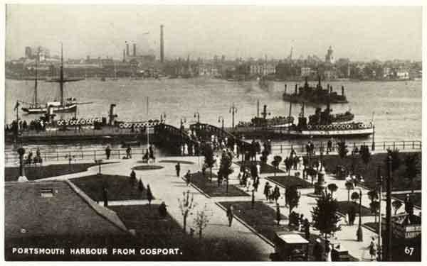 Old Gosport Ferry and Harbour 04