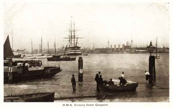 Old Gosport Ferry and Harbour 06