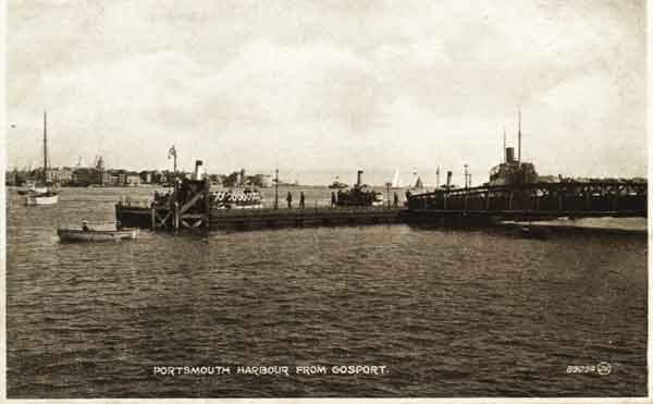 Old Gosport Ferry and Harbour 07